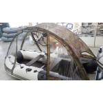 Ходовой тент для моторной лодки 3200