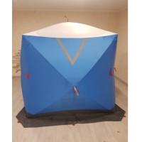 Зимняя палатка Викинг Куб-3 двухслойная