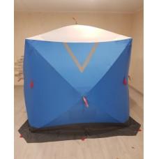 Зимняя палатка Викинг Куб-2 двухслойная