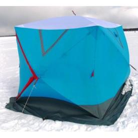 Зимняя палатка Викинг Куб-4 двухслойная