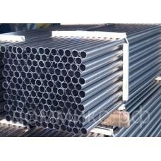 Труба развальцованная, диаметром 30 мм алюминиевая для теплообменников