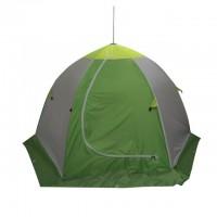 Зимняя палатка Медведь трехместная 3-х слойная (Термостежка)